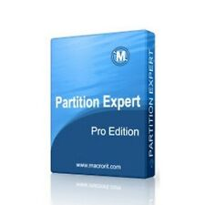 Disk Partition Expert Pro 5.3.9 Windows PC Management Macrorit Lifetime License