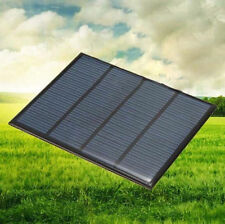 Charger for 12V Small Cell TL 1.5W Solar Panels Mini Module DC Battery Cellphone