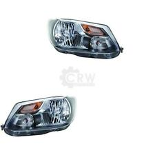 Scheinwerfer Set Volkswagen Caddy III 3 2K Bj. 10->> Facelift H4 1070606