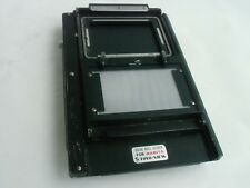 TOYO View (or TOYO A) Sliding back adapter for Mamiya press roll film back