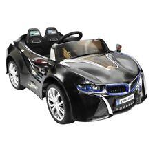Kinderfahrzeug - Elektro Auto CONCEPT-2 2x30W - 2x 12V- 2,4Ghz, mit MP3 -Schwarz
