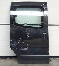 Peugeot Bipper Tepee Tür Schiebetür grau KZA hinten rechts Bj2011