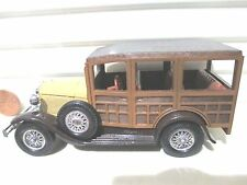 Lesney Matchbox Models of Yesteryear Rare Y21 No Date or Y# Ford WoodyWagon