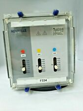 SIEMEN REYROLLE F334 PROTECTION DEVICE,Used,UK^95799