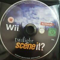 Scene It Twilight  -  ( Nintendo Wii ) Tested