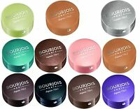 BOURJOIS OMBRE A PAUPIERES EYESHADOW POTS  Choose your shade WITHOUT APPLICATOR