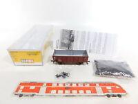 CI911-0,5# Brawa H0/AC 48414 Güterwagen Om 21/500 2 869-3 DB NEM, NEUW+OVP