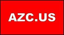 AZC.US Domain Name
