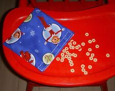 Reusable Snack Sandwich Food Storage Bag Sm Objects Pouch The Elf On The Shelf