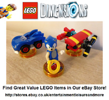LEGO Dimensions Sonic Level Pack 71244 -- Trusted Premium eBay Seller --