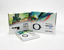 Lee filters seven 5 support + lee urban filtre set + lee 49mm adaptateur bague. neuf