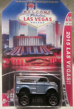 Hot Wheels CUSTOM MONSTER DAIRY DELIVERY  2015 Las Vegas Limited 1/5 Made!