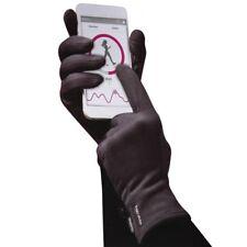 Women's Digital Sensatec Touchscreen Compatible Running Gloves Dk Header Medium