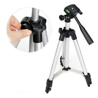 Flexible Portable Aluminum Tripod Stand For Canon Nikon DSLR Camera Universal