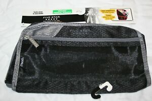 Five Star Xpanz Zippered Pencil Pouch w/Binder Storage Loops - 3 Options!