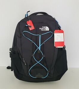 THE NORTH FACE BOREALIS WOMEN'S BACKPACK TNF BLACK HEATHER- BLUE