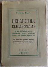 Algebra Elementare ad uso dell'Istituto Tecnico - Federico Boari - Lattes