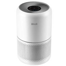 LEVOIT Upgraded Core 300 True HEPA Air Purifier - White