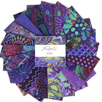 Kaffe Fassett Collective Classics EMPEROR (42) Charm Pack Cotton Quilting Fabric