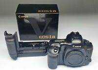 CANON EOS 1 V + Power Drive Booster E1