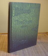 SLIDELL HIGH SCHOOL YEARBOOK, 1964, THE SAGA