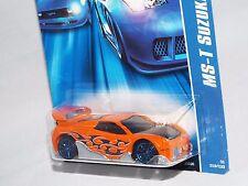 Hot Wheels 2006 Mainline Release #209 MS-T Suzuka Orange w/ Blue 10SPs