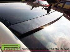Carbon Fiber Roof Spoiler Lip for 2008-2011 W204 C300 C350 4Dr C63AMG Sedan C63