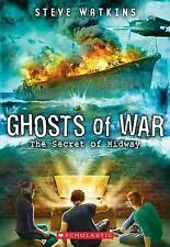 The Secret of Midway (Ghosts of War #1)-ExLibrary