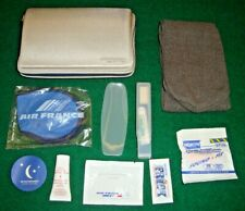 AIR FRANCE vintage business class amenity kit hard case