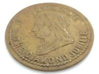 Commemorate Diamond Jubilee Our Boys Clothing Company Limited London Token L120
