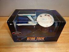 Star Trek USS Enterprise NCC 1701-A Battle Damage Mattel Hot Wheels 2009 NEW