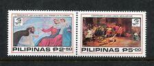 Philippines 1688-1689a,1690,MNH.Michel 1579-1580,Bl.23.ESPANA-1984:Monkey,Turtle