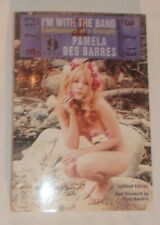 I'M WITH THE BAND CONFESSIONS OF A GROUPIE SIGNED BOOK PAMELA DES BARRES