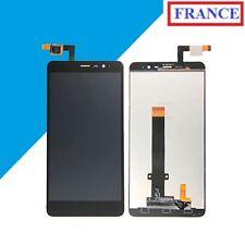 ECRAN LCD COMPLET VITRE TACTILE + LCD ASSEMBLEE NOIR XIAOMI REDMI NOTE 3
