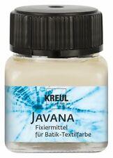 Kreul Javana Fixiermittel für Batik-Textilfarben 20 ml Textilfarbe
