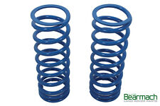 "Land Rover Discovery 1 89-98 +2"" / 50mm Bearmach Blue Rear Coil Springs BA 2255"