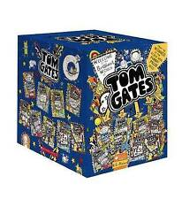 Welcome to the Brilliant World of Tom Gates Collection 9 Book Boxed Set L Pichon