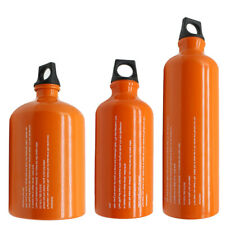 Gas Oil Fuel Bottle Emergency Petrol Gasoline Canister 530/750/1000ml Outdoor