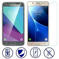 Pellicola Vetro Temperato per Samsung Galaxy J3 J5 J7 2016 Protezione Schermo HD