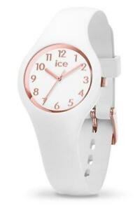 Ice Glam Rose Gold/White 28mm Extra Small Watch 15343