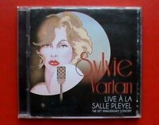 sylvie vartan concert live à la salle pleyel-the 50th anniversary 2 CD Raro 2011
