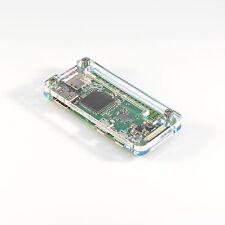 Aqua Blue Acrilico CASE per Raspberry Pi & ZERO ZERO W vaultpi