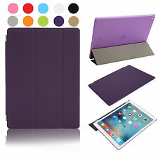 FUNDA SMART COVER + CASE + PROTECTOR TABLET APPLE IPAD MINI 1 2 3 - MORADO