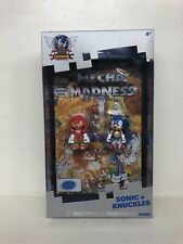 Sonic the Hedgehog 25th Anniversary Mecha Madness Special Sonic & Knuckles BNIB