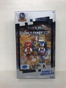Sonic the Hedgehog 25th Anniversary Mecha Madness Special Sonic & Knuckles BNIB