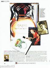 PUBLICITE ADVERTISING 116  2010   Van Cleef & Arpels parfum Oriens Soraya  N Bos