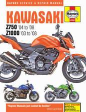 2003-2008 Kawasaki Z750 Z1000 Z7 Z1 Z 750 1000 HAYNES REPAIR MANUAL 4762
