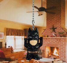 Dark Knight RISE BATMAN Ceiling Fan Pull Light Lamp Chain Decor K484 G