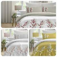 Dreams & Drapes ORIENTAL FLOWER Orchid Easy Care Duvet Cover Set