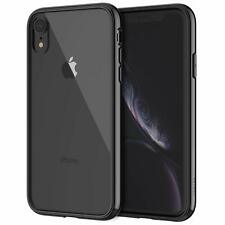 JETech Case for iPhone XR 6.1-Inch, Shock-Absorption Bumper Cover (Black)